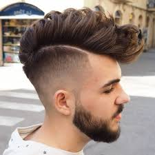 mohawk fade styles 1000 images about hair on pinterest faux hawk