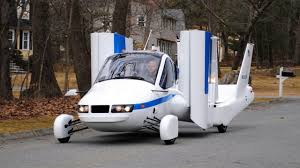 the three cars that would flying car terrafugia transition street legal aircraft youtube