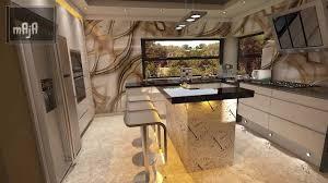 Wohnzimmer Design Bilder Design Wohnzimmer Kombiniert Mit Küche Youtube