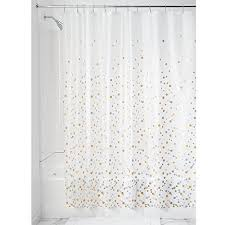 Tween Shower Curtains Glitter Shower Curtain Amazon Com
