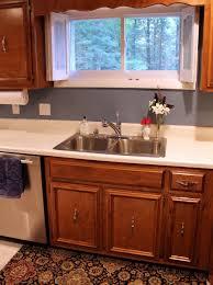kitchen sink backsplash ideas kitchen sink with drainboard and backsplash