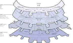 Centre Bell Floor Plan Interactive Floorplans Hampden Park