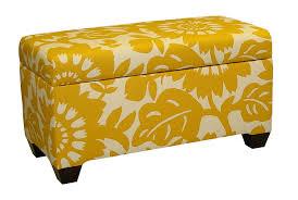 Mustard Yellow Ottoman Ottomans Yellow Wood Bench Yellow Entryway Bench Mustard Yellow