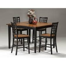 counter height gathering table curved counter height gathering table wayfair