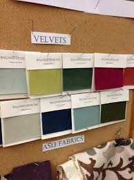 ballard design design indulgence beautiful new velvet fabrics you can order by the yard