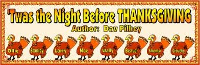 twas the before thanksgiving lesson plans and activities