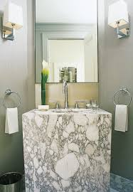 Powder Room Vanity Sink Cabinets - marble vanity powder room marble bathroom vanity tsc