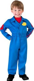 blue jumpsuit costume child s imagination movers costume 47 99 blue jumpsuit