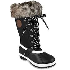 womens boots size 11 wide winter boots amazon com fog womens melton cold weather waterproof