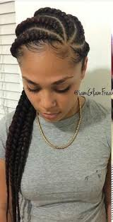black braids hairstyle for sixty best 25 natural braided hairstyles ideas on pinterest natural