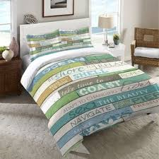 Ocean Duvet Cover Nautical Duvet Covers Shop The Best Deals For Nov 2017