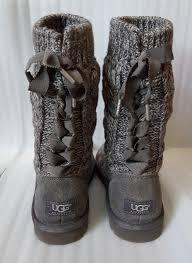 ugg sales figures ugg australia knit isla grey boots 19291852 4 0 jpg