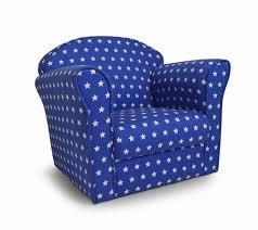 Child Armchairs Children U0027s Arm Chair Blue With Stars