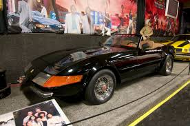 replica ferrari the miami vice ferrari daytona cruises into the volo video