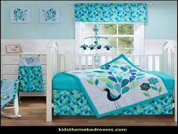Teal Crib Bedding Sets Peacock Crib Bedding Sets Peacock Bedding For A Luxury All