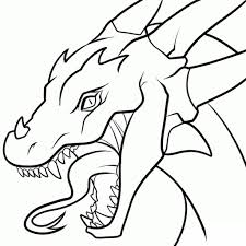 drawing of a dragon how to draw a red dragon stepstep dragons