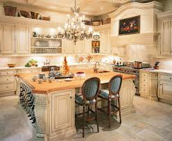 French Country Kitchens Ideas French Country Kitchens Ideas In Blue And White Colors