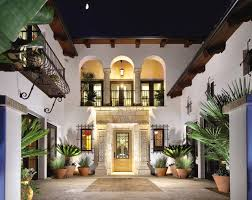 mediterranean house plans with courtyards house plans interior courtyards mediterranean houzz