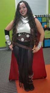 Goddess Love Halloween Costume Women Nbf Celebrate Halloween Nerdy Flirty