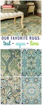 Area Rugs Blue And Green Remodelaholic 20 Green And Blue Area Rugs You Ll