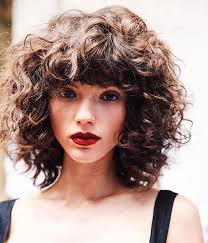 the 25 best curly bangs ideas on pinterest bangs curly hair