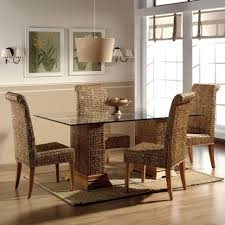 Oak Dining Room Furniture Sale Dining Room Round Rattan Dining Table Restaurant Chairs Winged
