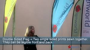 Cheap Feather Flags Sale Advertising Flags Youtube