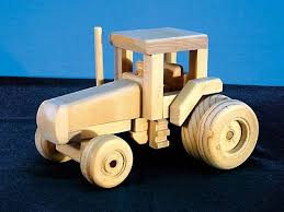 wooden toy tractor plans pdf woodworking make some time