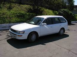 1995 toyota corolla station wagon 1995 toyota corolla wagon pictures 1498cc gasoline ff