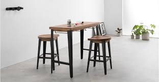 Bar Table And Stool Set Bar Table And Stools Set Dining Room Cintascorner Bar Tables And