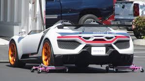 honda previews new convertible sports mystery honda spy pics might preview sub nsx roadster