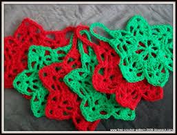 free crochet pattern girlie u0027s 6 point star christmas ornament