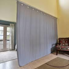 room divider curtain track system home design ideas