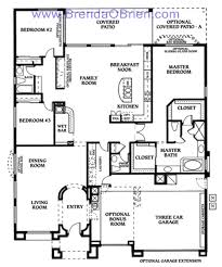 floor plans with great rooms saddlebrooke floor plan cheyenne model
