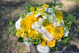 wedding flowers july wedding flowers from springwell summery yellows for and