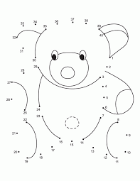 extreme dot to dot free printable coloring home