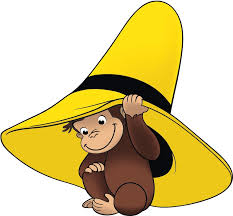 curious george clip art cliparts