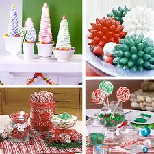 wonderful easy make christmas table decorations 67 for interior