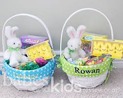 personalized easter basket liners personalized easter baskets a personalized easter basket a
