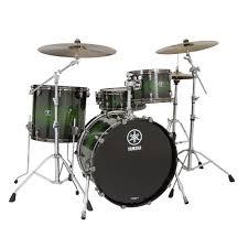 yamaha hardware pack yamaha live custom 3 drum set shell pack 18 bass 12 14