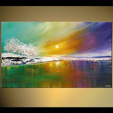 original abstract modern landscape made 180 best asnot amazing paintings images on modern