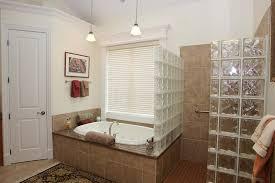 Glass Block Bathroom Designs Bathroom Remodels Project Photos And Descriptions