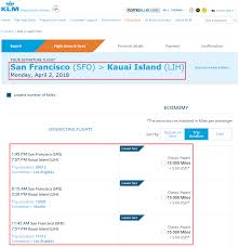 Delta Airlines Baggage Fees Book One Way Award Flights To Hawaii On Delta For 15 000 Klm Air