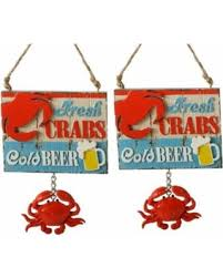 don t miss this deal fresh crabs cold sign