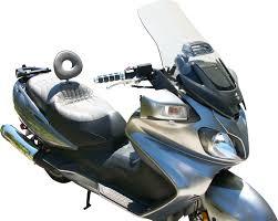 suzuki burgman 650 windshields clearview shields