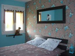 chambre taupe turquoise ag able chambre taupe et turquoise id es architecture est comme