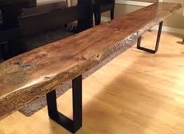 Live Edge Bar Table Compact Coffee Table Amazing Live Edge Wood Bench Bar U2013 Niemtin Us