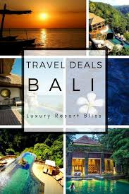 travel deals images Bali vacation packages and travel deals jpg