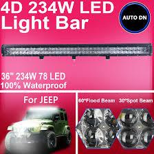 Led Light Bar Driving Lights by 36