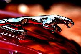 jaguar leaper chrome emblem ornament